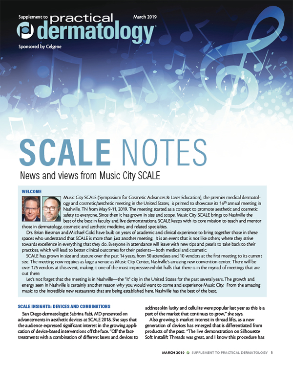 SCALE Notes - Practical Dermatology