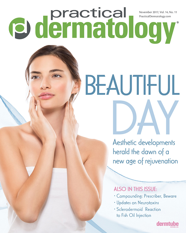 November 2017 Issue - Practical Dermatology